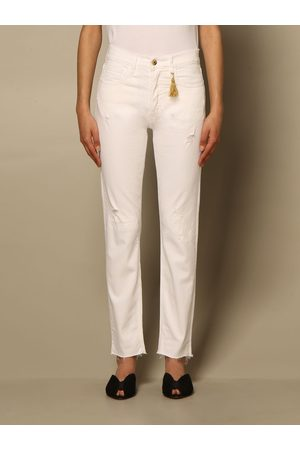 Cycle Jeans skinny con rotture