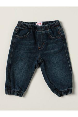 Il Gufo Jeans in denim washed