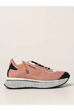 Barracuda Sneakers Nikho in nabuk