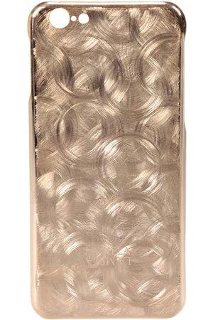 La Mela Luxury Cover GOMITOLO IPHONE 6 PLACCATO IN ORO 18 KT