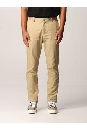 Burberry Pantalone chino in cotone