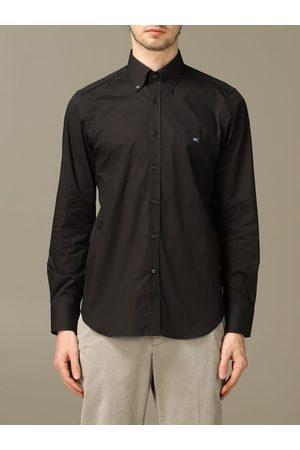 Xc Camicia in cotone stretch slim
