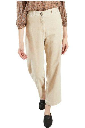 Sessun Cookie Co Velvet Pants , Donna, Taglia: 36 FR
