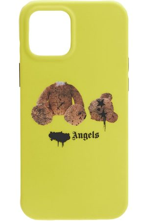 PALM ANGELS Cover Iphone 12 Pro Max Con Stampa