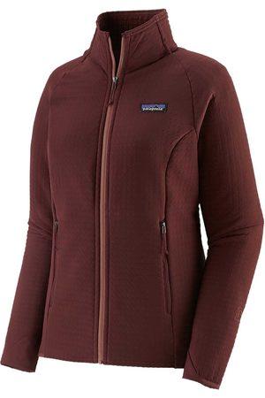 Patagonia Donna Abbigliamento sportivo - PILE FULL ZIP R2 TECHFACE DONNA