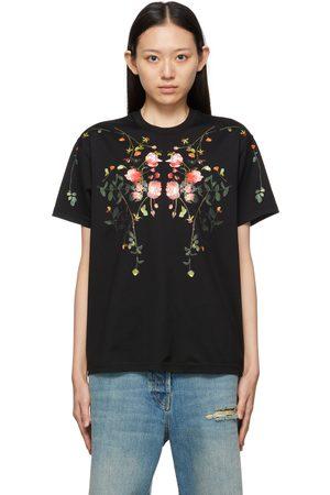 Burberry Donna T-shirt a maniche corte - Flowers Carrick T-Shirt