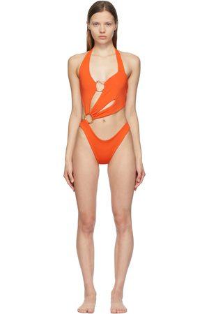 Louisa Ballou Sex Wax One-Piece Swimsuit