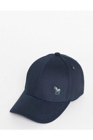 Paul Smith Cappellino con logo con zebra navy