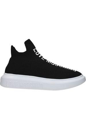 Love Moschino Sneakers Donna Tessuto