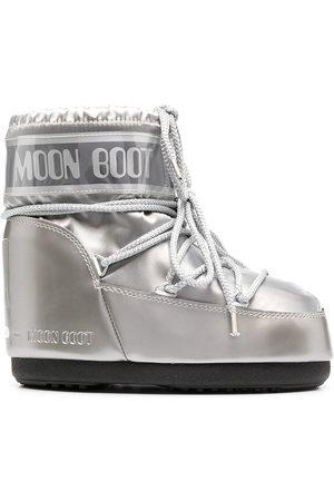 Moon Boot Stivali Monaco metallizzati