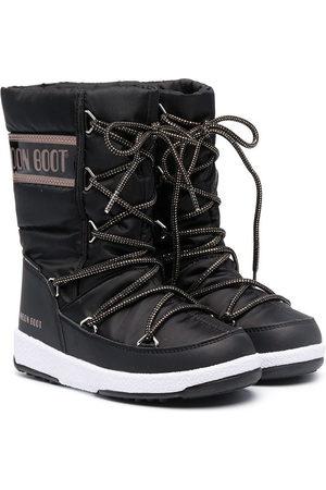 Moon Boot Kids Bambina Stivali da neve - MOON BOOT JR GIRL QUILTED WP