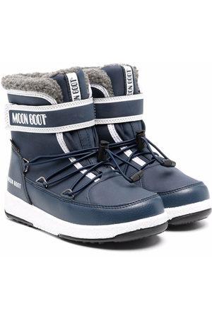 Moon Boot Bambino Stivali da neve - Stivali da neve WP con chiusura a strappo