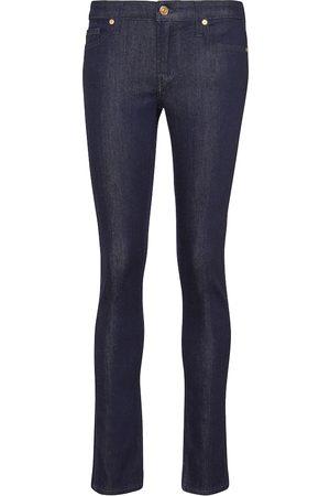 7 For All Mankind Jeans Pyper Slim Illusion a vita bassa