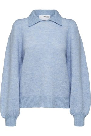 SELECTED FEMME Pullover 'Sia-Louisa