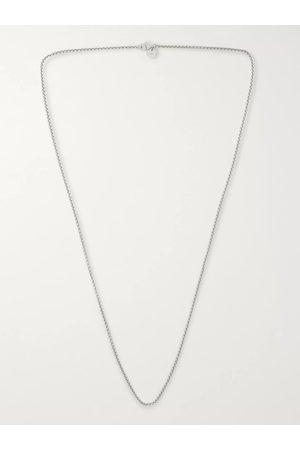 TOM WOOD Venetian Sterling Necklace