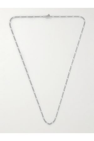 Maria Black Negroni Rhodium-Plated Chain Necklace