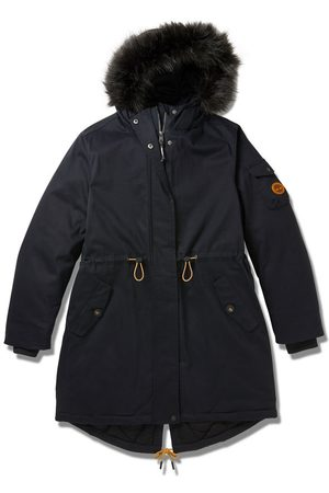 Timberland Parka Da Donna Con Fodera In Pile Mount Kelsey In Colore Colore