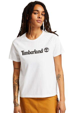 Timberland T-shirt Da Donna Con Logo In