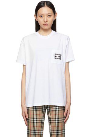 Burberry Statue Print T-Shirt