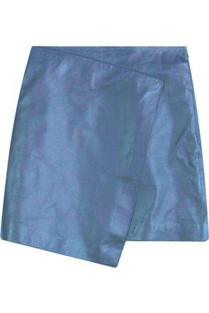 dagmar Donna Gonne di pelle - Darda Leather Skirt , Donna, Taglia: 38