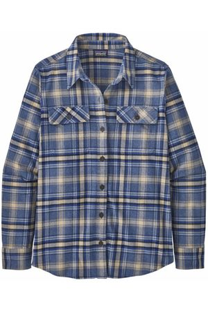 Patagonia Organic Cotton Midweight Fjord Flannel - camicia a maniche lunghe - donna