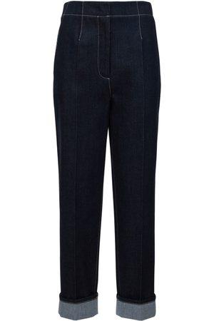 Armani Jeans Regular Fit In Denim