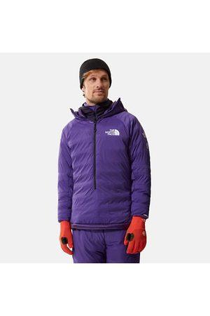 The North Face The North Face Amk L3 50/50 Down Felpa Con Cappuccio E ½ Cerniera Peak Purple Taglia L Donna