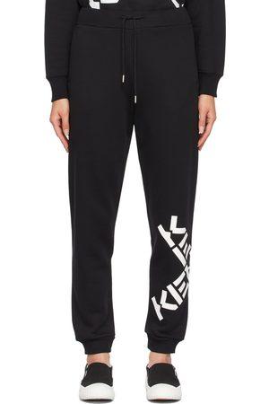 Kenzo Donna Pantaloni sportivi - Black Sport Big X Lounge Pants