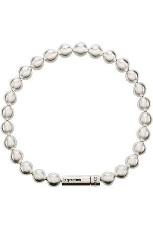 Le Gramme Uomo Bracciali - Bracciale con perline Le 47g