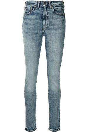 Ralph Lauren Donna Jeans a vita alta - Jeans skinny a vita alta