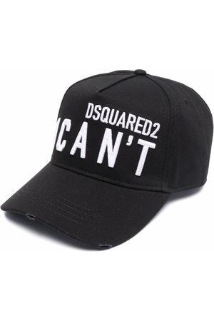 Dsquared2 Cappello da baseball I Can't