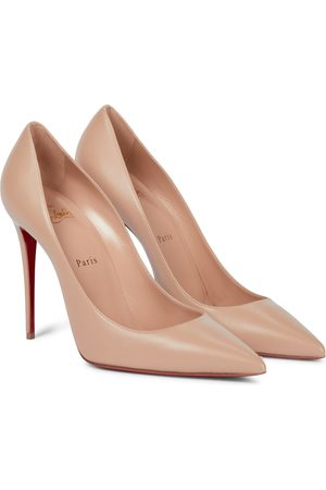 Christian Louboutin Donna A spillo - Pumps Kate 100 in pelle