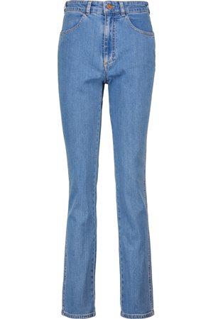 Chloé Jeans regular a vita alta