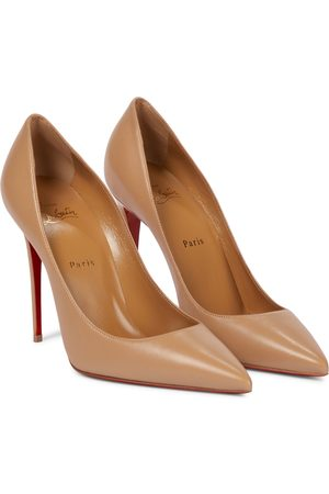 Christian Louboutin Pumps Kate 100 in pelle