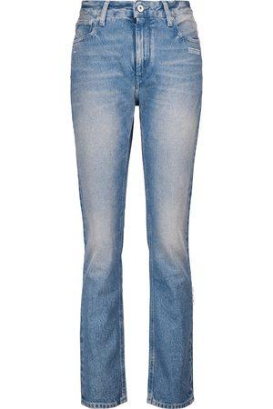 OFF-WHITE Jeans regular a vita alta