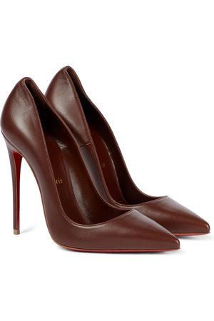 Christian Louboutin Donna A spillo - Pumps So Kate 120 in pelle
