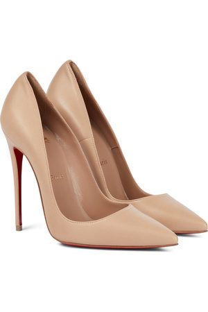 Christian Louboutin Pumps So Kate 120 in pelle