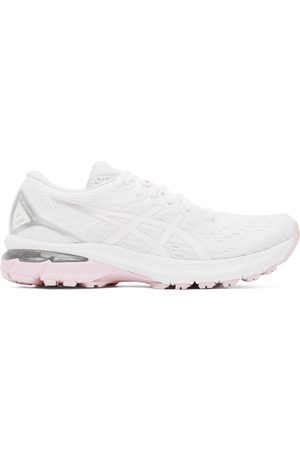 Asics Donna Sneakers - White & Pink GT-2000 9 Sneakers