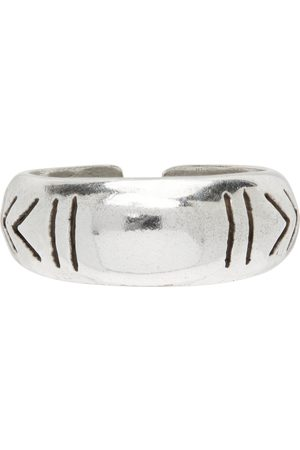 Isabel Marant Uomo Anelli - Silver Summer Drive Ring