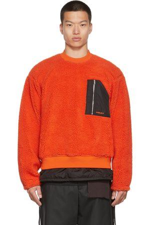 AMBUSH Uomo Felpe - Wool Fleece Sweatshirt