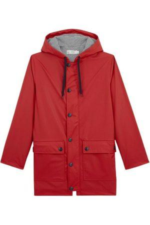 Petit Bateau Iconic hooded raincoat , Donna, Taglia: S