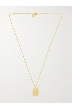 TOM WOOD Uomo Collane - Plated Pendant Necklace