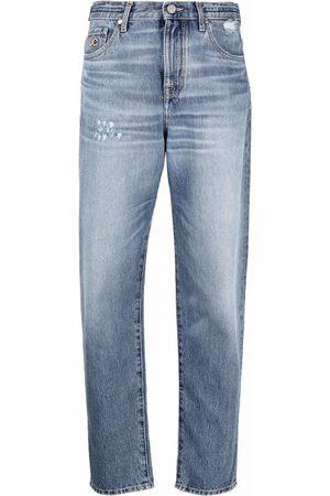 Jacob Cohen Donna Affusolati - Jeans affusolati effetto schiarito