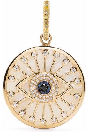 """LOREE RODKIN Donna Collane - """"Pendente occhio in 18kt, perla e diamanti"""""""