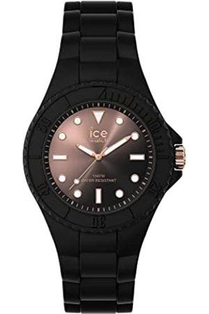 Ice-Watch Ice Generation Sunset Black, Orologio da Donna con Cinturino in Silicone, 019144, Small