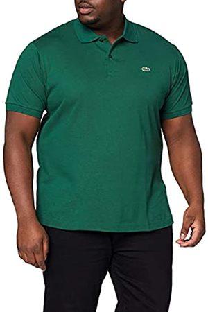 Lacoste L1212 T-Shirt Polo, Uomo, Verde, S