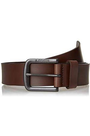 Levi's Uomo Cinture - Seine Metal Cintura, , 105 cm Uomo