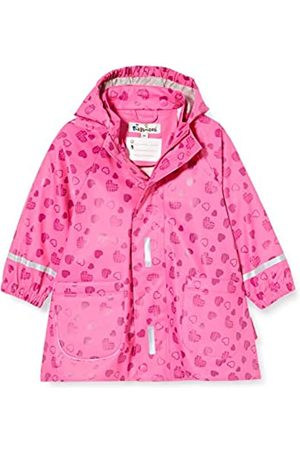Playshoes Herzchen Allover Impermeabile, , 104 Bambina