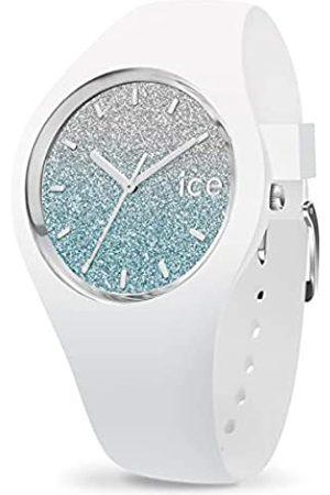 Ice-Watch Ice Lo White Blue, Orologio da Donna con Cinturino in Silicone, 013425, Small