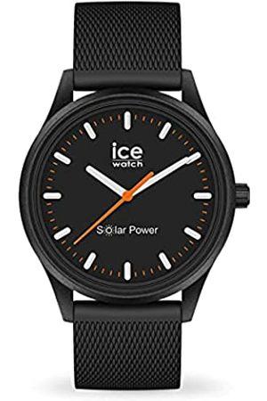 Ice-Watch Ice Solar Power Rock Mesh, Orologio Unisex con Cinturino in Silicone, 018392, Medium